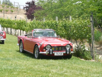 Triumph, MG Lotus, MGB Morgan, Austin Healey and similar era cars serviced